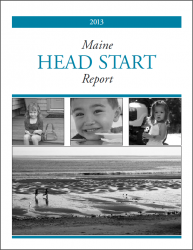 Head Start Report cover