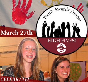 HIGH FIVES! YOUTH AWARDS DINNER