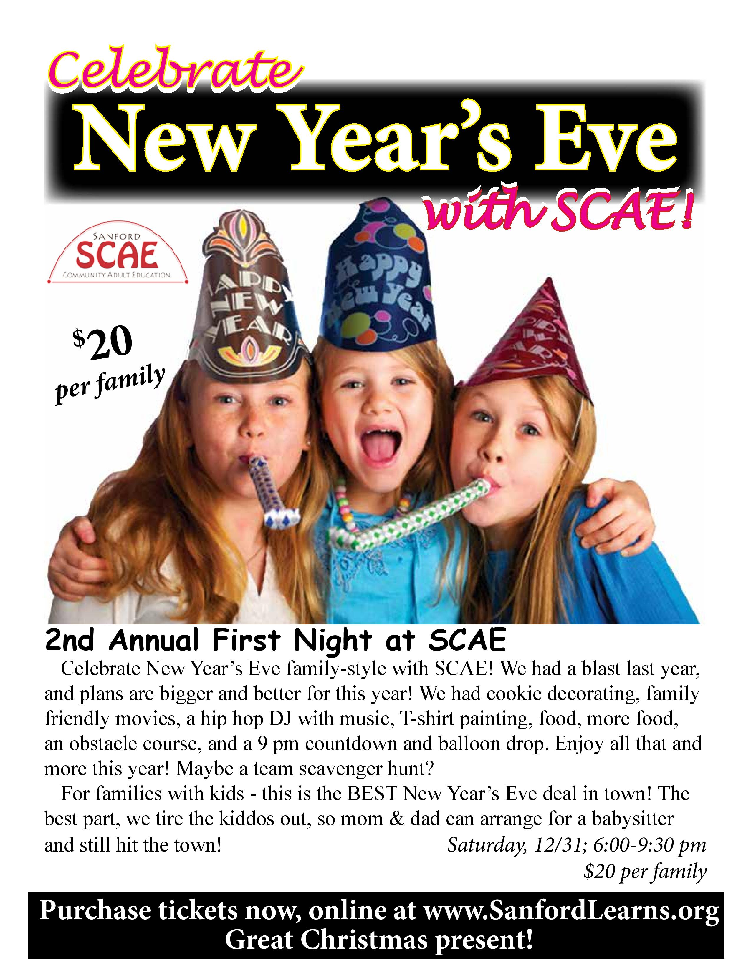 celebrate new year u0027s eve with scae allied public health