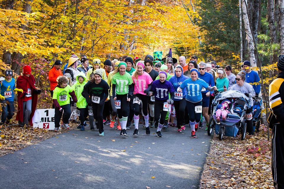 Spooky Sprint 5K @ Sanford-Springvale YMCA | Sanford | Maine | United States