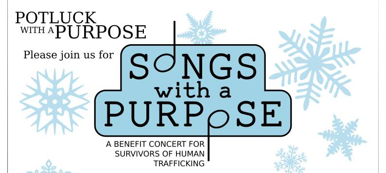 Songs with a Purpose @ South Gorham Baptist Church | Gorham | Maine | United States