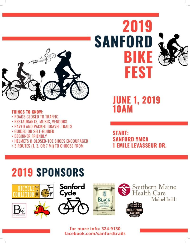 2019 Sanford Bike Fest
